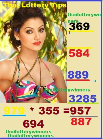 thai lotto win tip