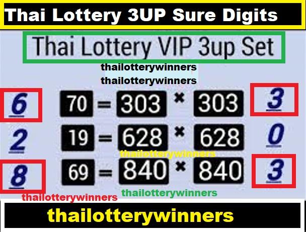 thai lottery vip tips